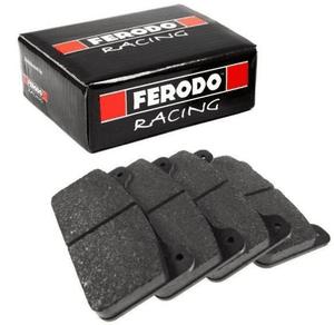 Накладки  FERODO DS2500 предни за Alfa Romeo Mito / Fiat 500 Grande / Punto или Opel Corsa D / Renault Clio III RS